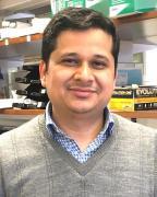 Headshot of Shaham Beg